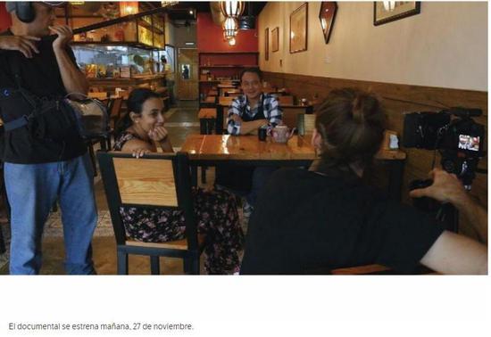 纪录片《中式早餐》于11月27日上?#22330;?#22270;片来源:《星报》网站报道截图