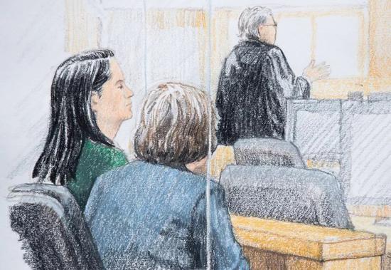 孟晚舟保释追问:能否被保释法律专家持乐观态度