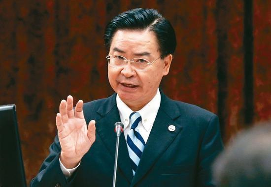 吴钊燮 (图源:台媒)