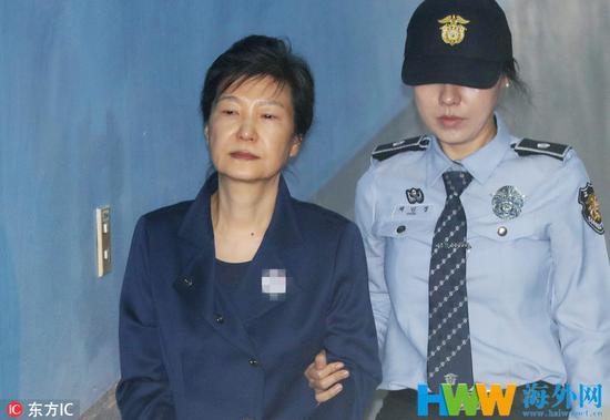 """朴槿惠""""亲信干政""""案终审撤销二审判决"""