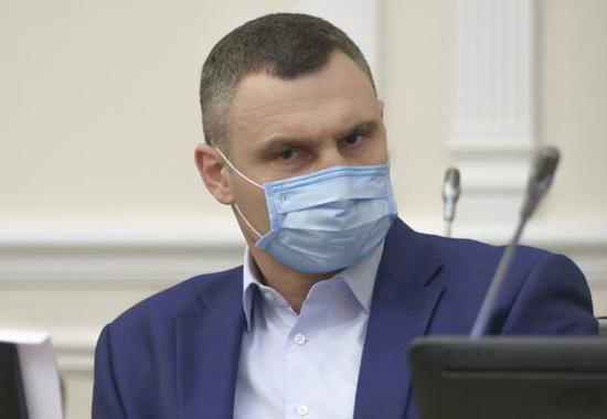 维塔利·克利奇科(乌克兰当局官网)