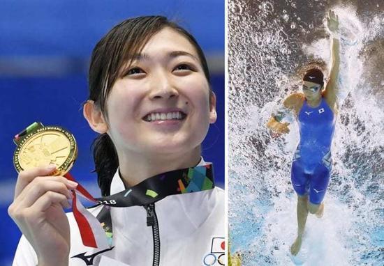 池江璃花子 白血病: 日本18岁游泳女将确诊白血病 曾亚运会夺6金