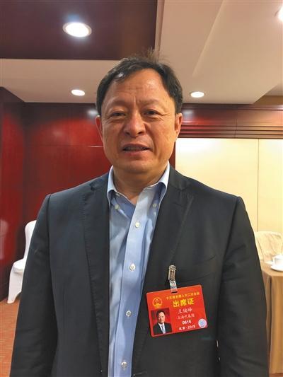 企业破产法应补充一些内容,比如对国有、外资企业的破产规定不足等。 ——王俊峰代表