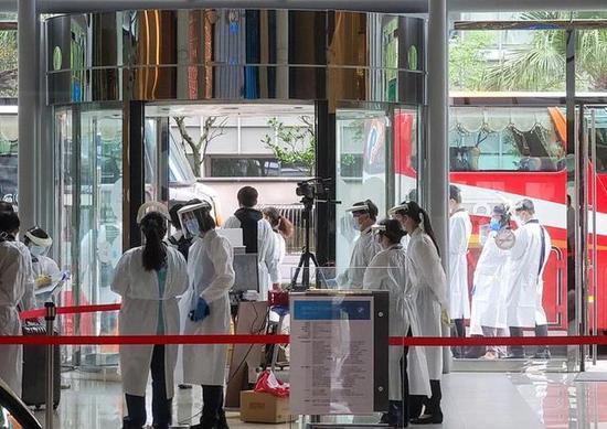 宜昌法治网台湾华航防疫旅馆沦陷:一主管重症 三员工发烧