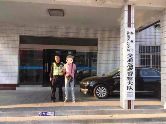 杨明健说,可能是职业敏感,看到开车的司机,他就不自觉地会在脑海中扫描。