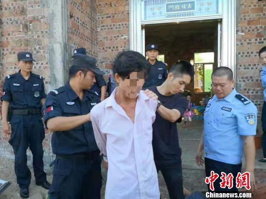 犯罪嫌疑人林某书被抓获归案。湛公宣