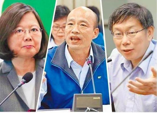 胡幼伟断言:2020将是台湾最惨烈的领导人选举