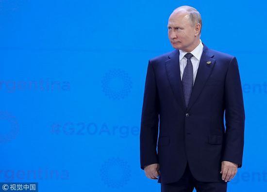 俄罗斯总统普京(视觉中国)