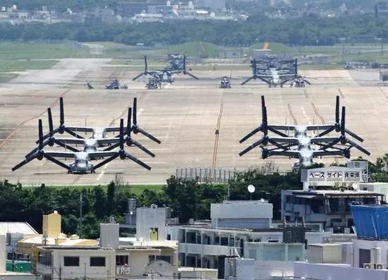 美军在日本的军事基地