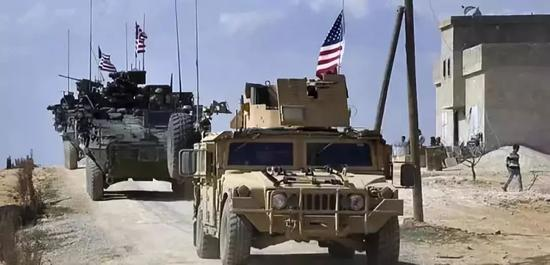 特朗普宣布美军要从叙利亚撤出