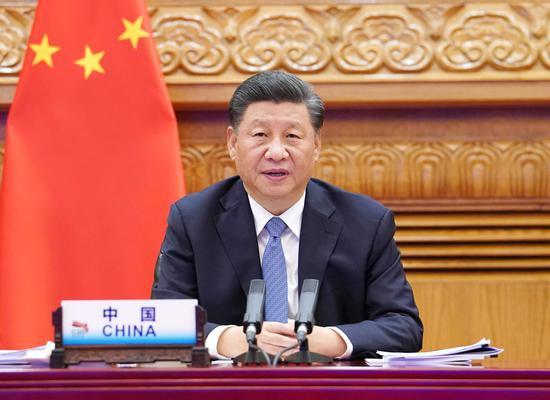 习近平出席二十国集团领导人会议