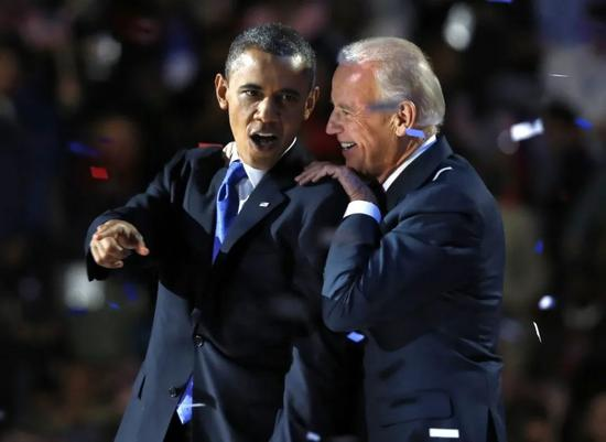 ·拜登和奥巴马不竭被视为铁杆朋友。