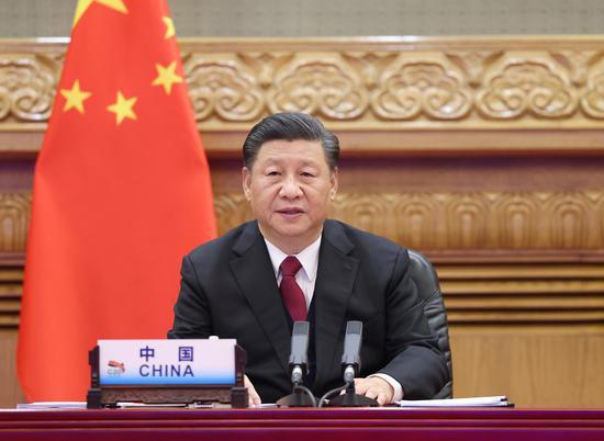 习近平出席G20领导人第十五次峰会第二阶段会议