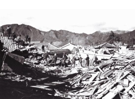 资料图:昭和东南海地震