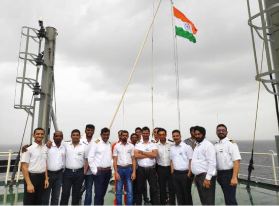 澳媒打悲情牌:盯上运煤船上的印度船员
