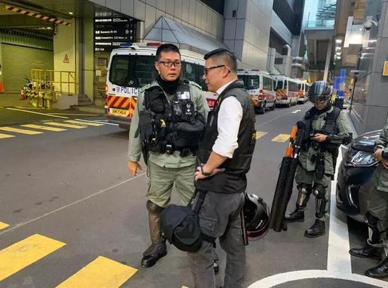參與香港理大暴亂暴徒懺悔:我都覺得他們變了質