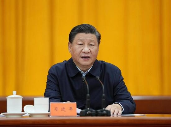 9月27日至28日,中央人才工作会议在北京召开。中共中央总书记、国家主席、中央军委主席习近平出席会议并发表重要讲话。(新华社记者 李学仁 摄)