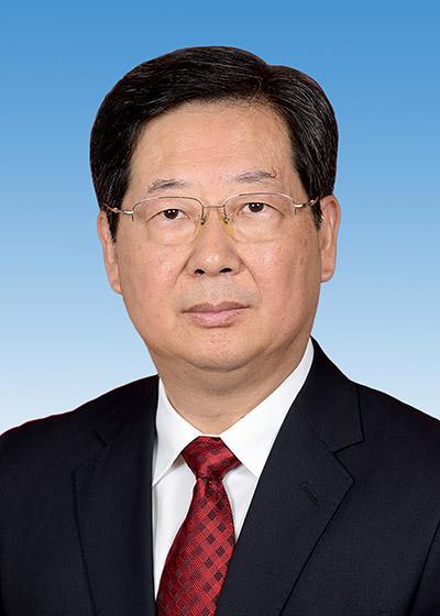 楼阳生当选山西省人大常委会主任 林武当选省长