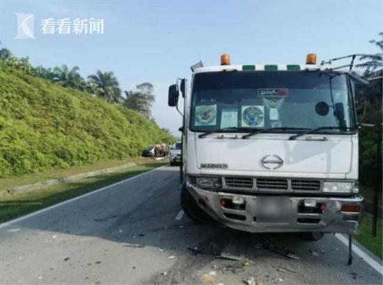 七旬老翁圍觀車禍現場 竟是自己兒子