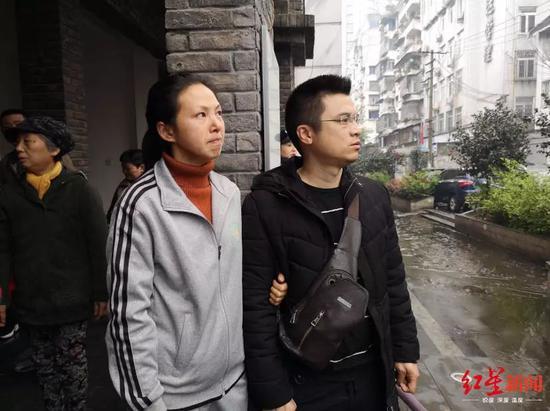 刘权、张梅夫妻