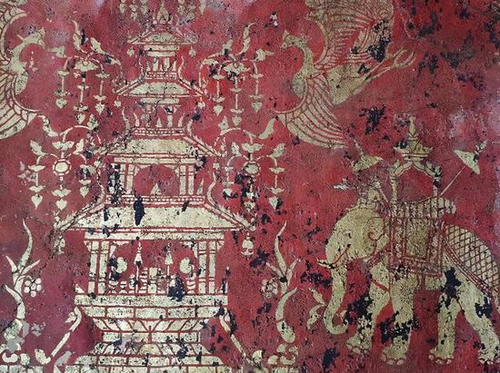 当大象从寺庙壁画漫步到我们身边:人与野生动物共生的挑战