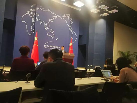 加拿大公民康明凯被中国政府拘留 将依法依规来处理