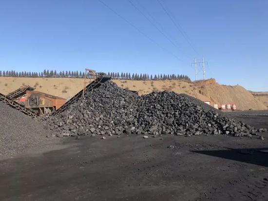 ▷永宁煤炭物流园
