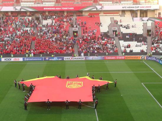 国足亚洲杯提前出线后 被这5个字刷屏了