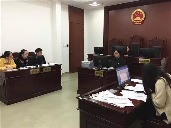 苏州姑苏区人民法院民事审判庭法官翁迎晓表示: