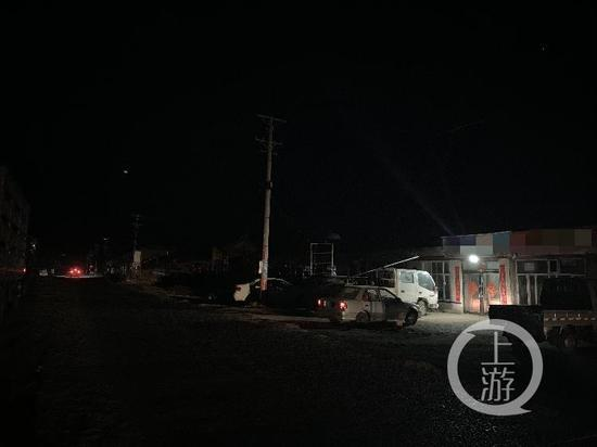 △3月3日,死者王磊所在的村庄部分外景。摄影/记者张莹