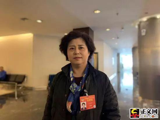 全国政协委员、广州大学副校长于欣伟