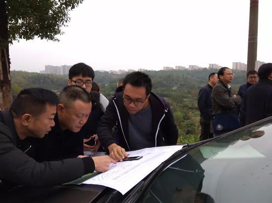 督察组在湖南检查绿心工业项目搬迁