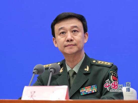 外媒报道称钱卫平涉间谍案被捕 国防部回应