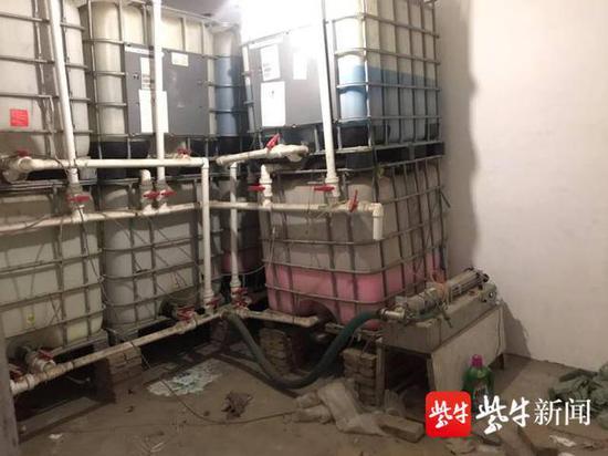 涉案金额达300万 江苏警方捣毁一冒牌洗衣液窝点
