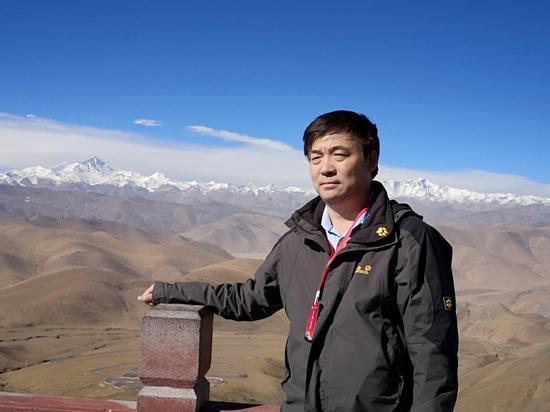 2020珠峰高程測量手藝協調組組長、中國測繪科學研究院研究員黨亞民