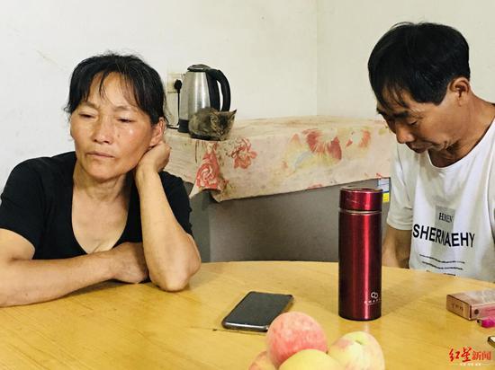 少年性侵杀害18岁表姐14年后被抓 姑父母:隐藏太深了