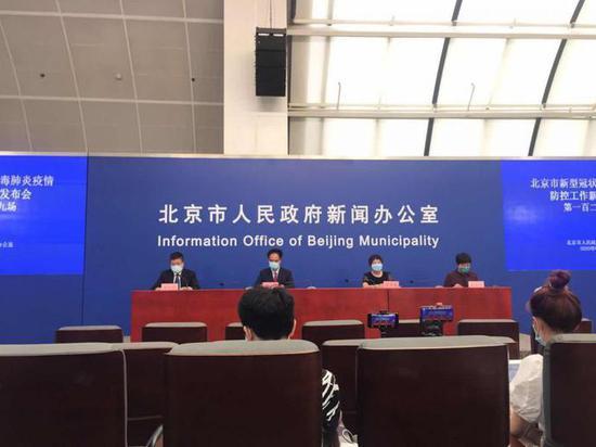 注意!北京21日新增确诊病例涉及这些街道!插图