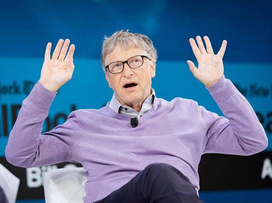 比尔·盖茨(图源:Getty Images)
