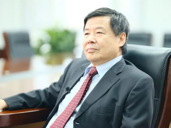 ▲财政部原副部长朱光耀