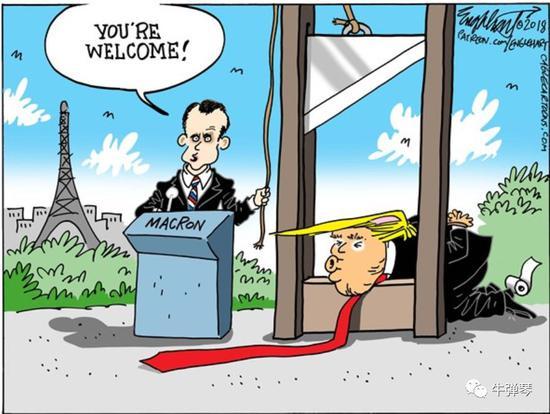 美国人的漫画,也忒狠了吧