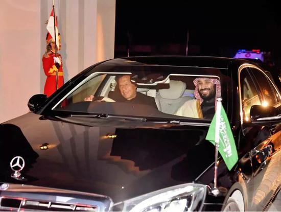 """沙特王储今日访华 亚洲之行收到""""意外""""礼物?"""