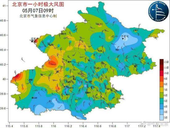 今年北京沙尘天气史上最多?连近10年最多都排不上!
