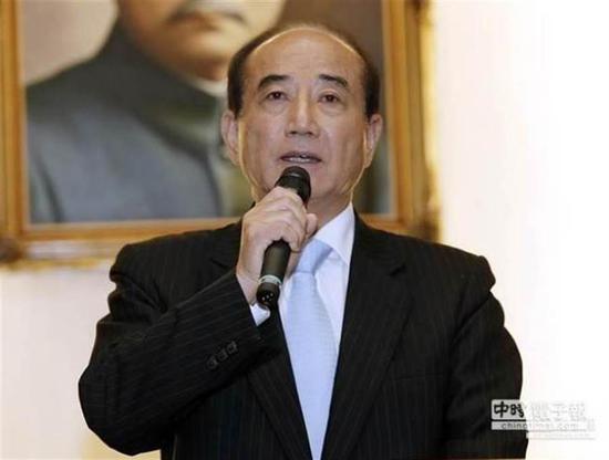 王金平(资料图 图源:中时电子报)