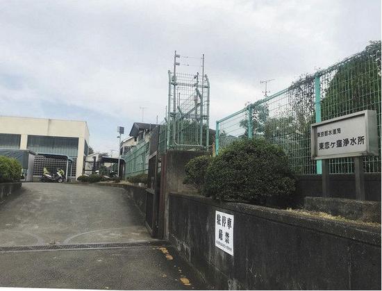 曾检测出有害物质超标的东恋洼清水所(东京信休)