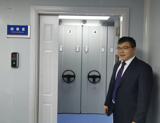 广东省人类精子库主任张欣宗