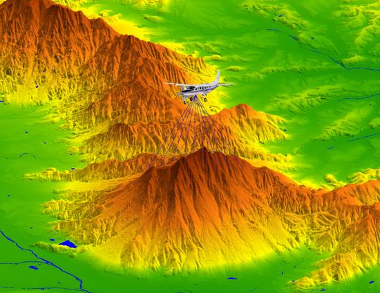 测量专用航空机(日本国土交通省网站)