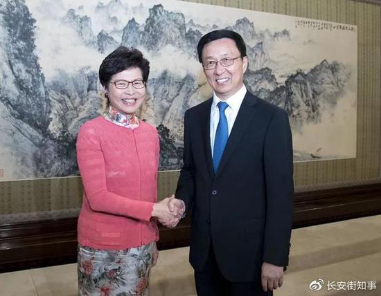 特殊时机 林郑月娥将再赴北京