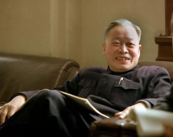 中国著名核物理学家钱三强。新华社发