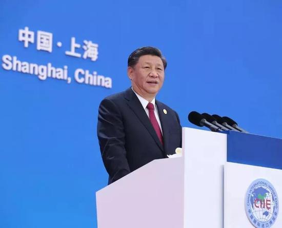 △国家主席习近平出席开幕式并发表题为《开放合作命运与共》的主旨演讲。