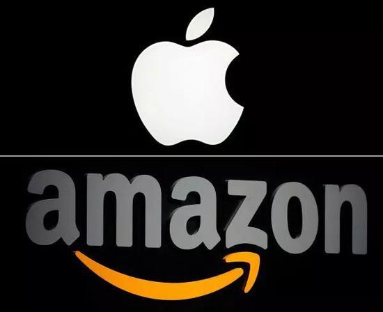 """▲苹果、亚马逊等公司集体否认彭博社所谓的""""中国芯片间谍说""""。"""